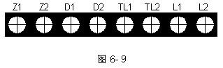 J-SAM-GST9124接线端子图